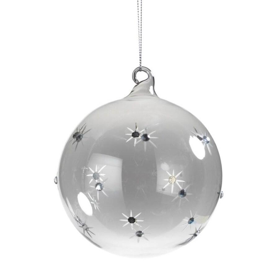 Zodax 4-Pack Smoke Ball Ornament Set