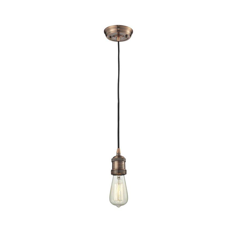Shop Innovations Lighting Antique Copper Industrial