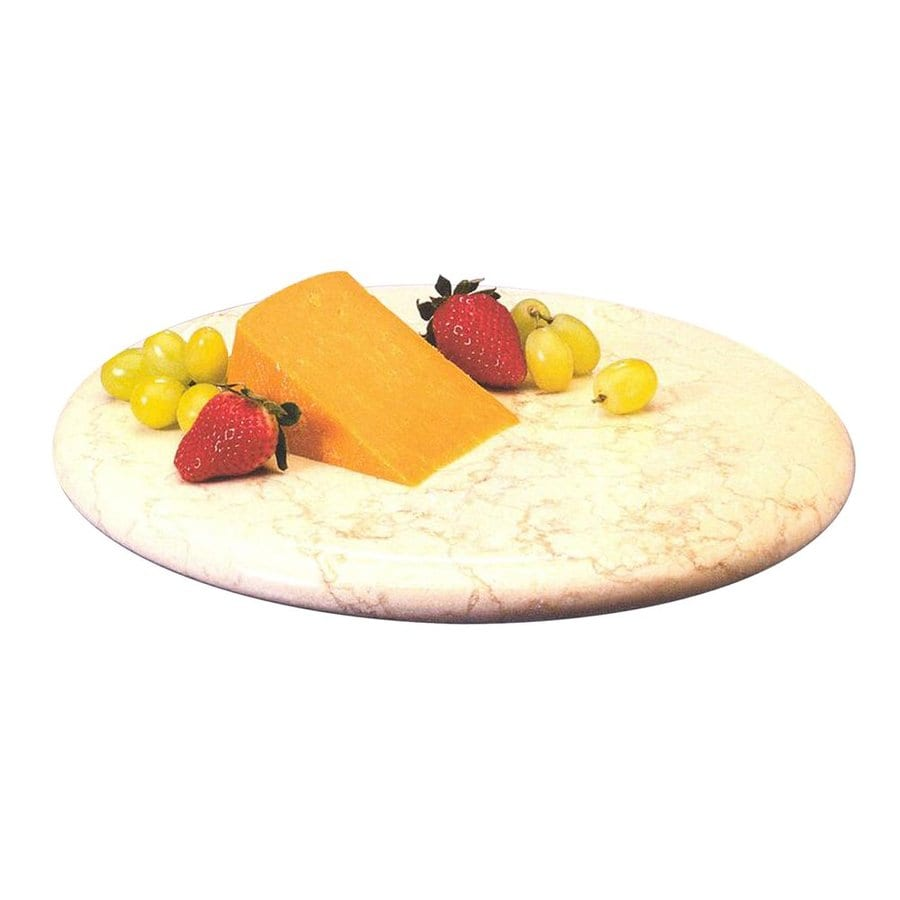 Creative Home Champagne Full Circle Tabletop Lazy Susan