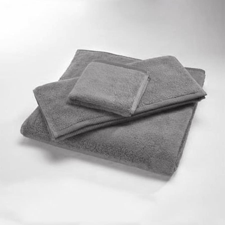 Caro Home 60-in x 30-in Steel Cotton Bath Towel