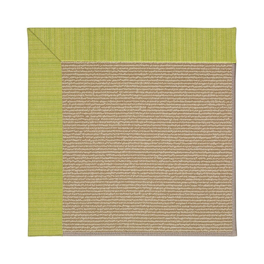 Indoor Outdoor Rugs Square: Capel Rugs Zoe-Sisal Pea Pod Square Indoor/Outdoor Area
