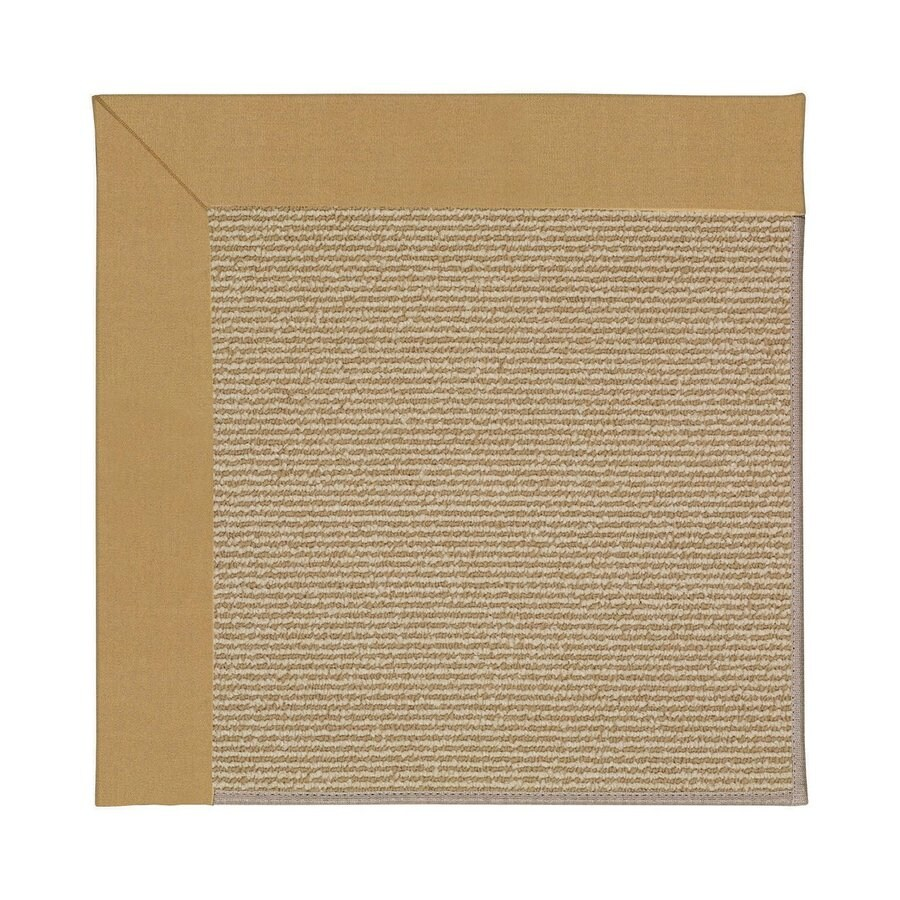 Capel Rugs Zoe-Sisal Bramble Square Indoor/Outdoor Area Rug (Common: 10 x 10; Actual: 10-ft W x 10-ft L)