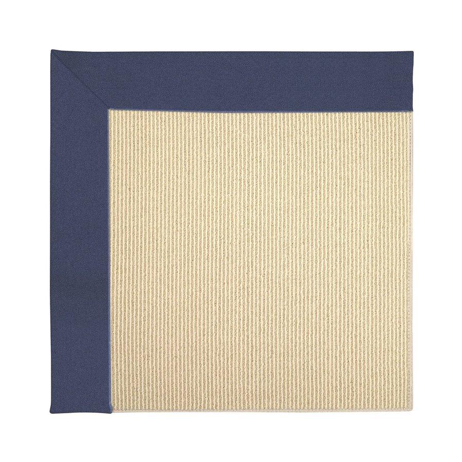 Capel Rugs Zoe-Beach Blue Indoor/Outdoor Area Rug (Common: 3 x 5; Actual: 3-ft W x 5-ft L)