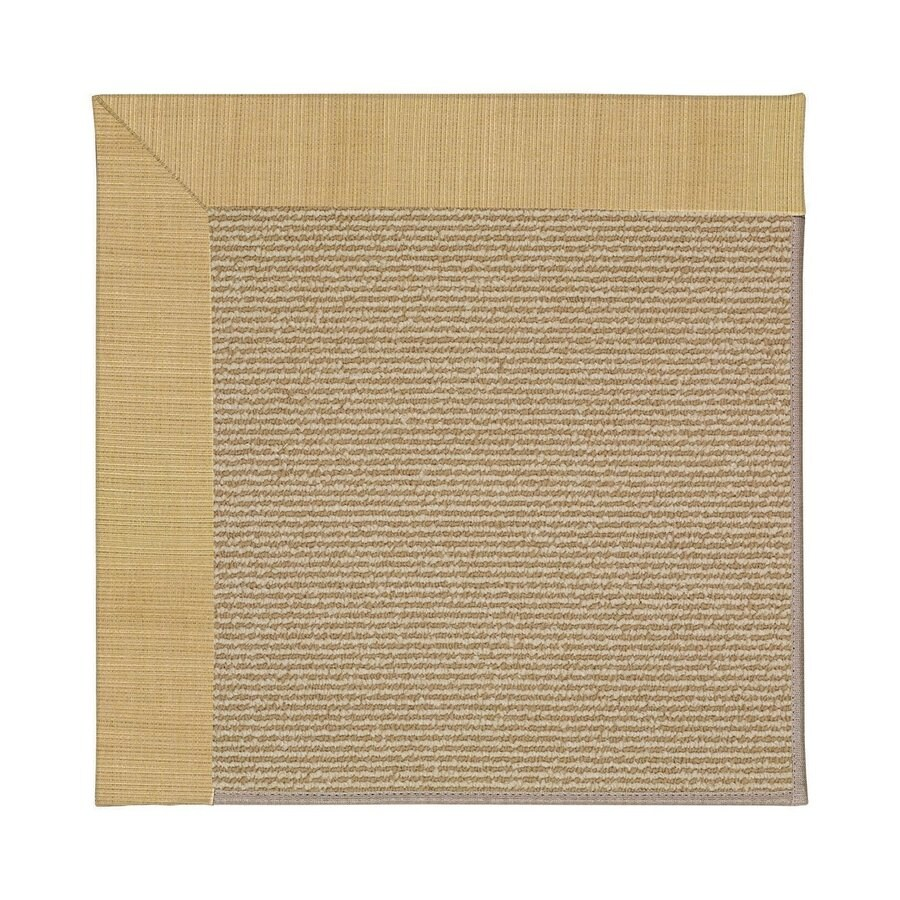 Indoor Outdoor Rugs Square: Capel Rugs Zoe-Sisal Bramble Square Indoor/Outdoor Area