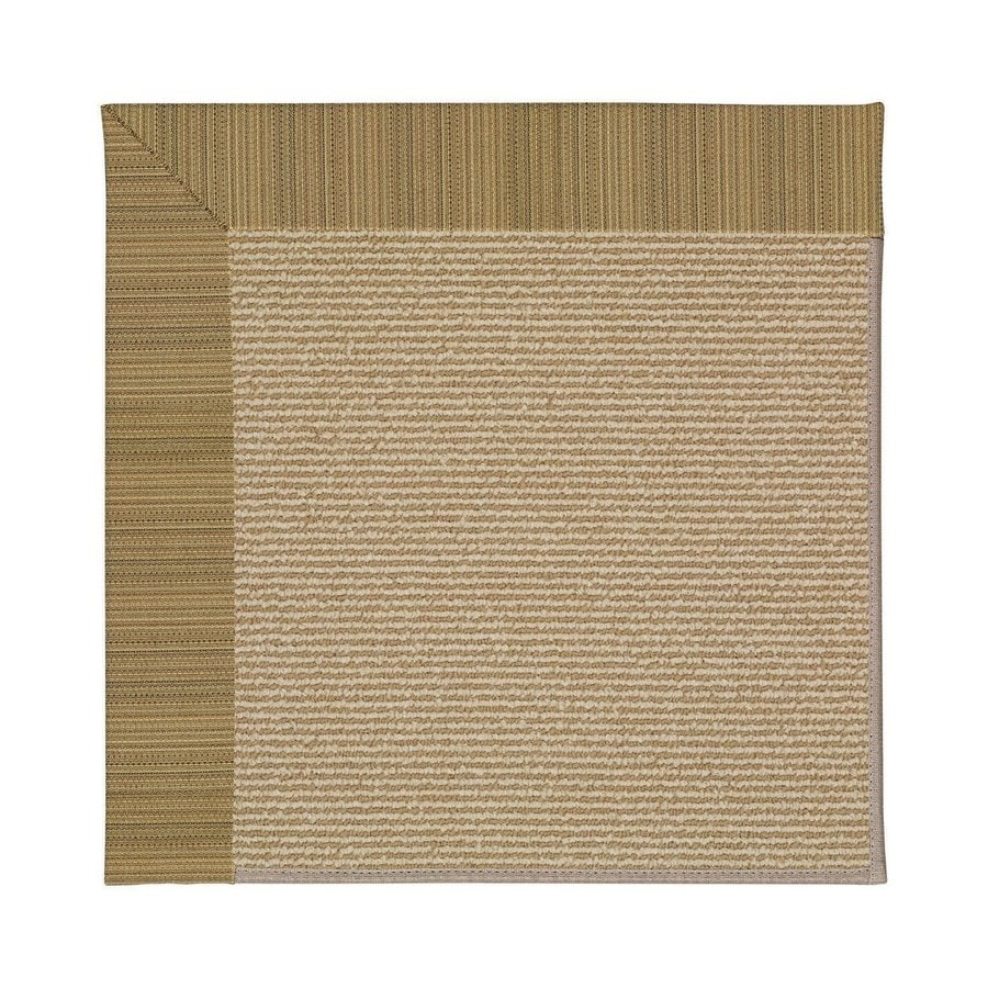 Capel Rugs Zoe-Sisal Black Indoor/Outdoor Area Rug (Common: 5 x 8; Actual: 5-ft W x 8-ft L)