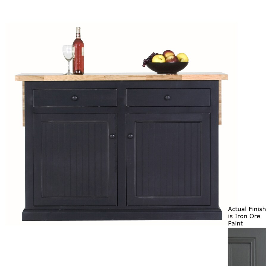 Eagle Gray Farmhouse Kitchen Islands