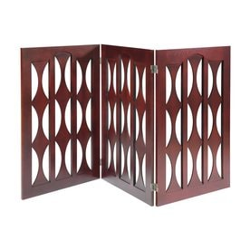 Free Standing Wooden Pet Gates Home Ideas