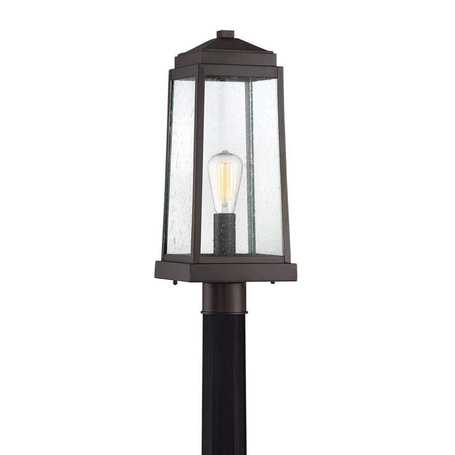 Shop quoizel ravenel outdoor post mount light at lowes quoizel ravenel outdoor post mount light aloadofball Choice Image