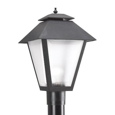 Sea Gull Lighting Single Light Outdoor Post Lantern At Lowes