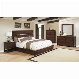 Scott Living Artesia Dark Cocoa King Bedroom Set