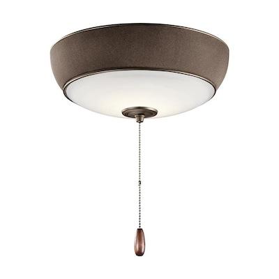Kichler Indoor Outdoor Bluetooth Audio Led Ceiling Fan Light