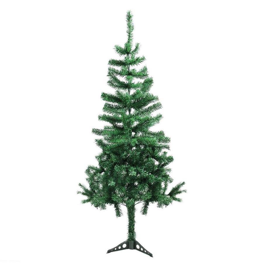 northlight 5 ft mixed green pine medium artificial christmas tree unlit
