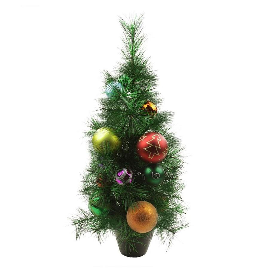 Shop Northlight 2-ft Artificial Christmas Tree at Lowes.com