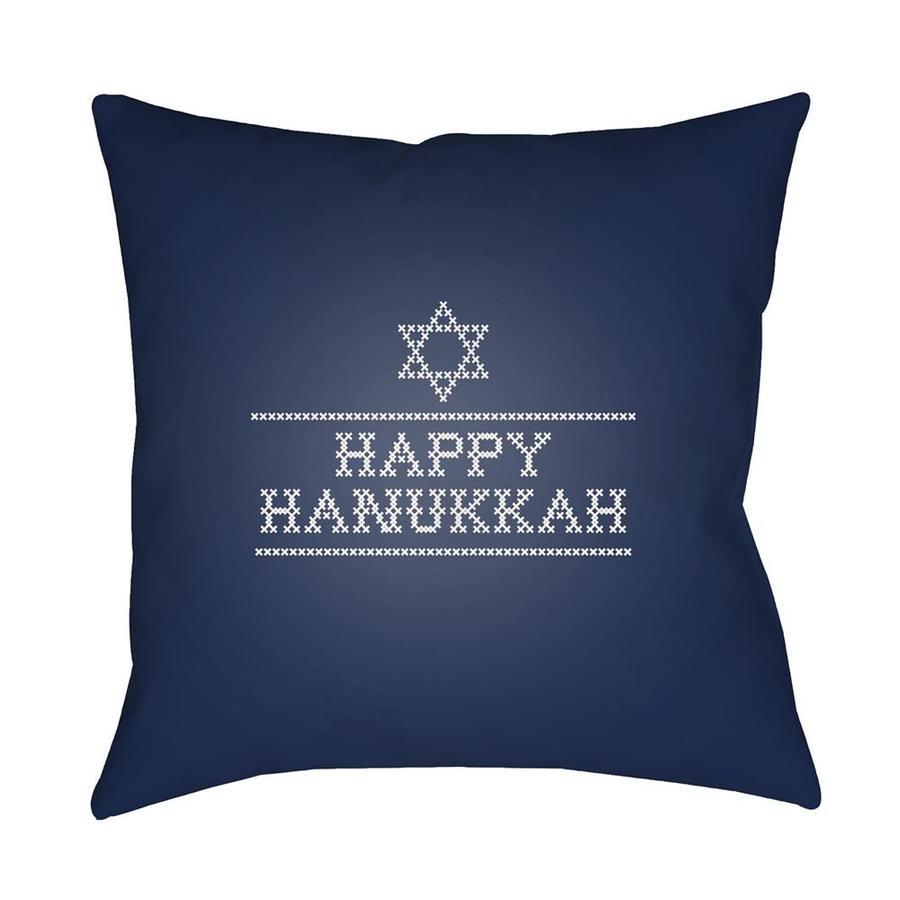 Shop Surya Freestanding Hanukkah Sayings Lights At Lowes