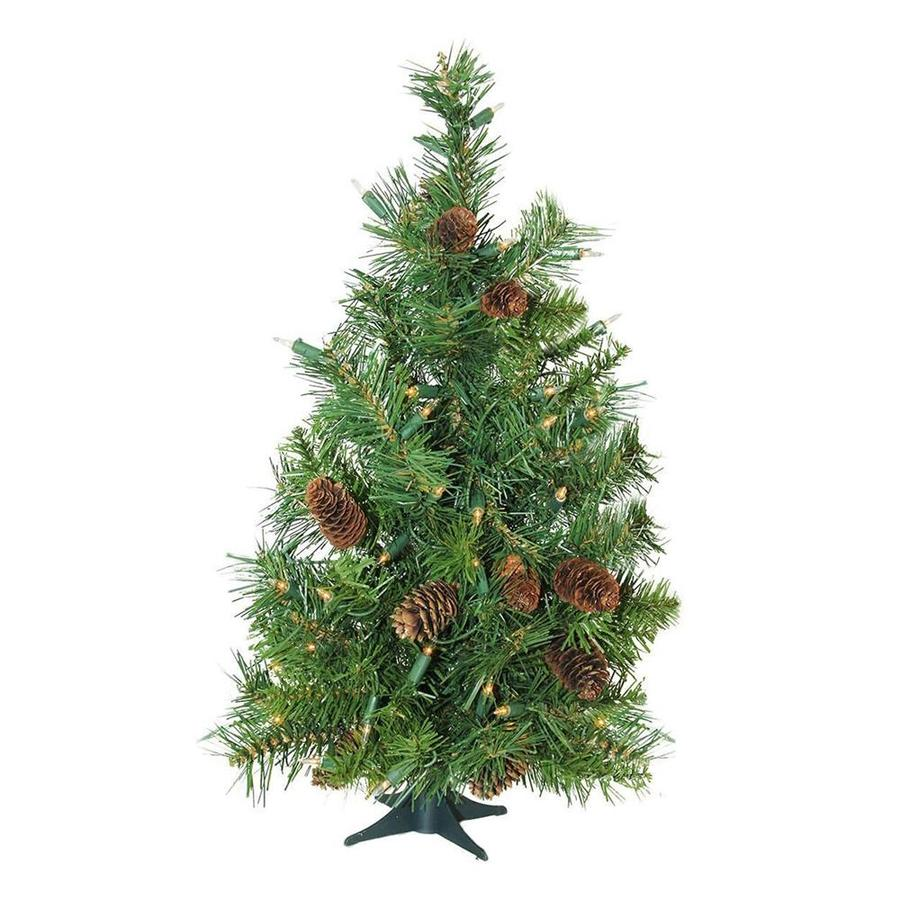 50 Foot Christmas Tree: Northlight 3-ft Pre-lit Artificial Christmas Tree With 50
