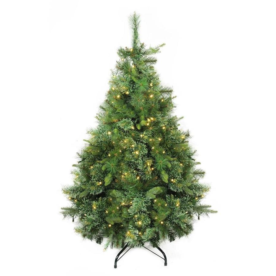 northlight 45 ft pre lit cashmere pine artificial christmas tree with 250 constant white - Cashmere Christmas Tree