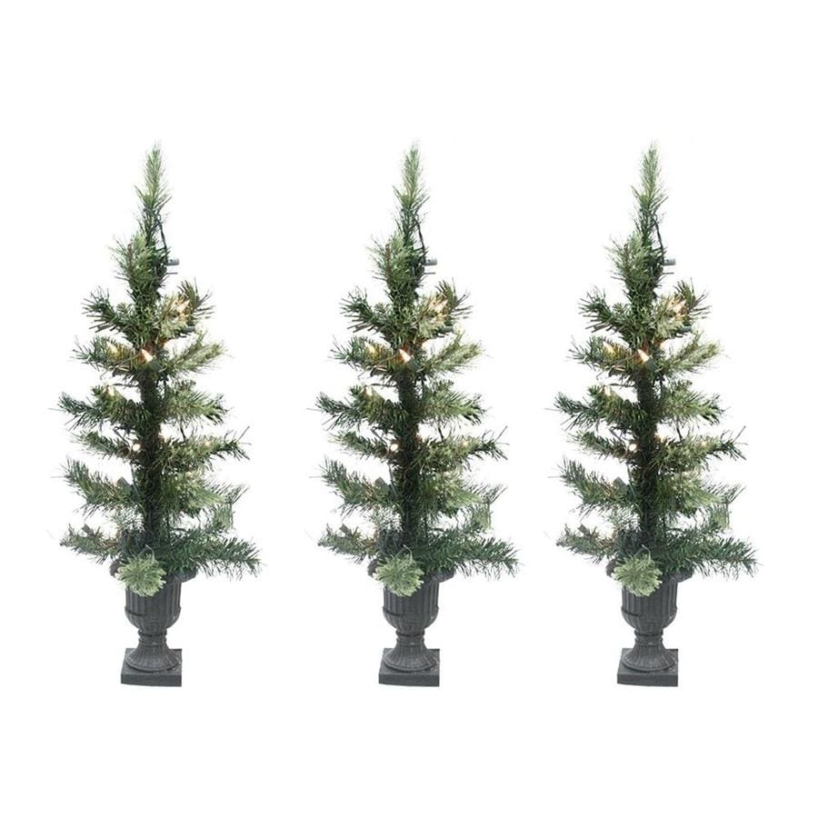 northlight 2 ft pre lit cashmere pine artificial christmas tree with 20 constant white - Cashmere Christmas Tree