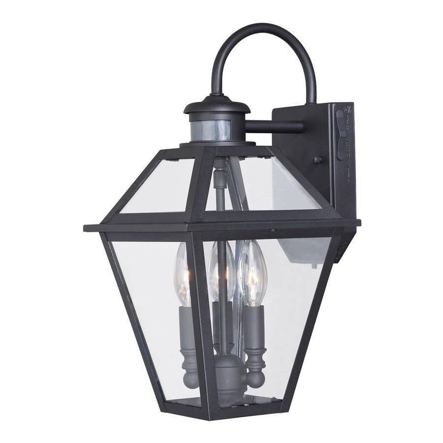Light Shop In Nottingham: Cascadia Lighting Nottingham 16.5-in H Textured Black