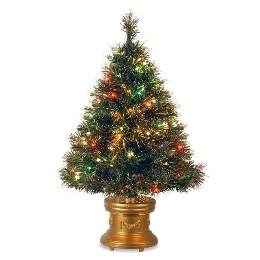 50 Foot Christmas Tree: National Tree Company 3-ft Pre-lit Artificial Christmas