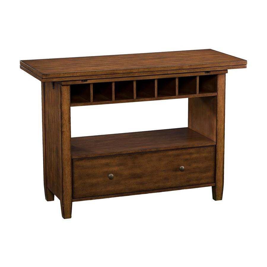 Boston Loft Furnishings Asher Convertible Console To Dining Table