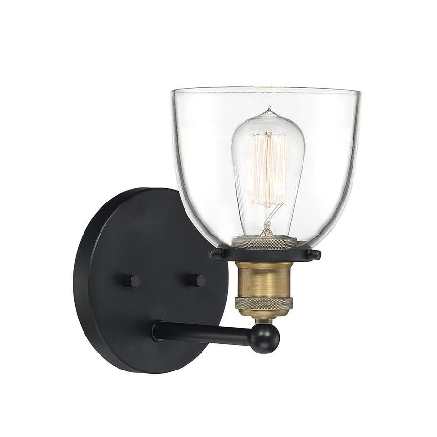 Cascadia Lighting Bryson 8 375 In W 1 Light Vintage Bronze Modern Contemporary Arm