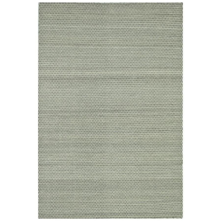 Loloi Harper Charcoal Indoor Handcrafted Area Rug Common 7 X 11