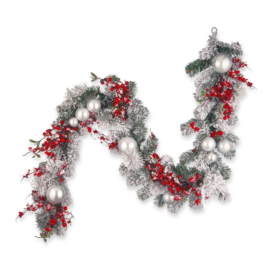 Shop National Tree Company 6-ft Christmas Garland at Lowes.com