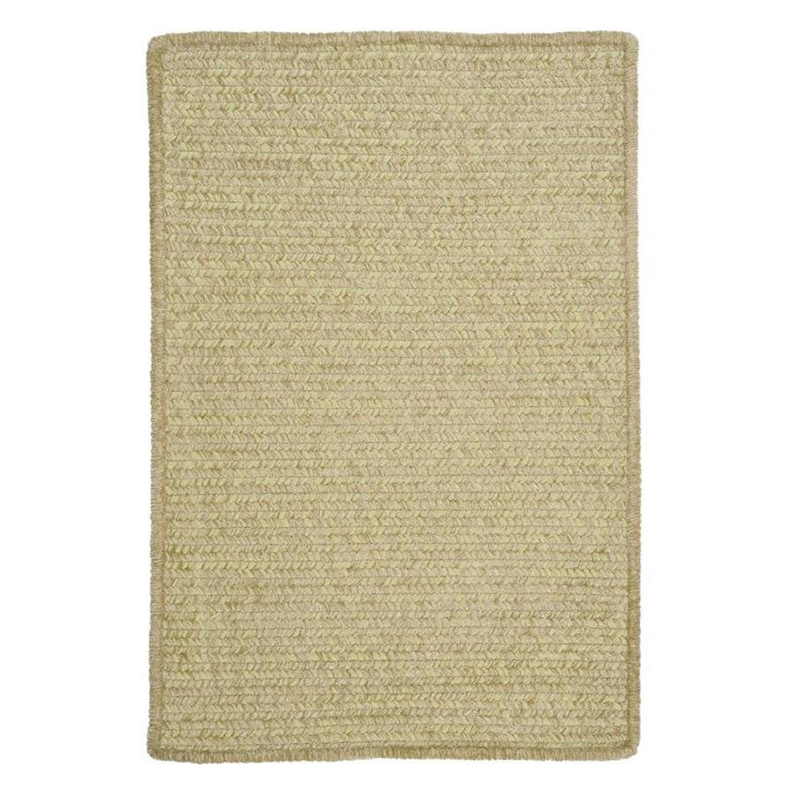 Colonial Mills Simple Chenille Area Rug Sprout Green