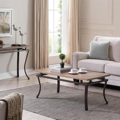Terrific Boston Loft Furnishings Eilauver Natural Coffee Table At Inzonedesignstudio Interior Chair Design Inzonedesignstudiocom