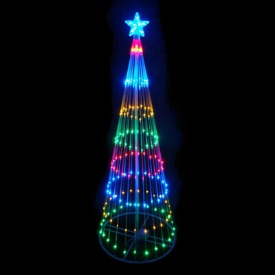 Northlight Outdoor Christmas Light Tree at Lowes.com