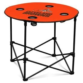 Peachy Orange Folding Tables At Lowes Com Interior Design Ideas Philsoteloinfo