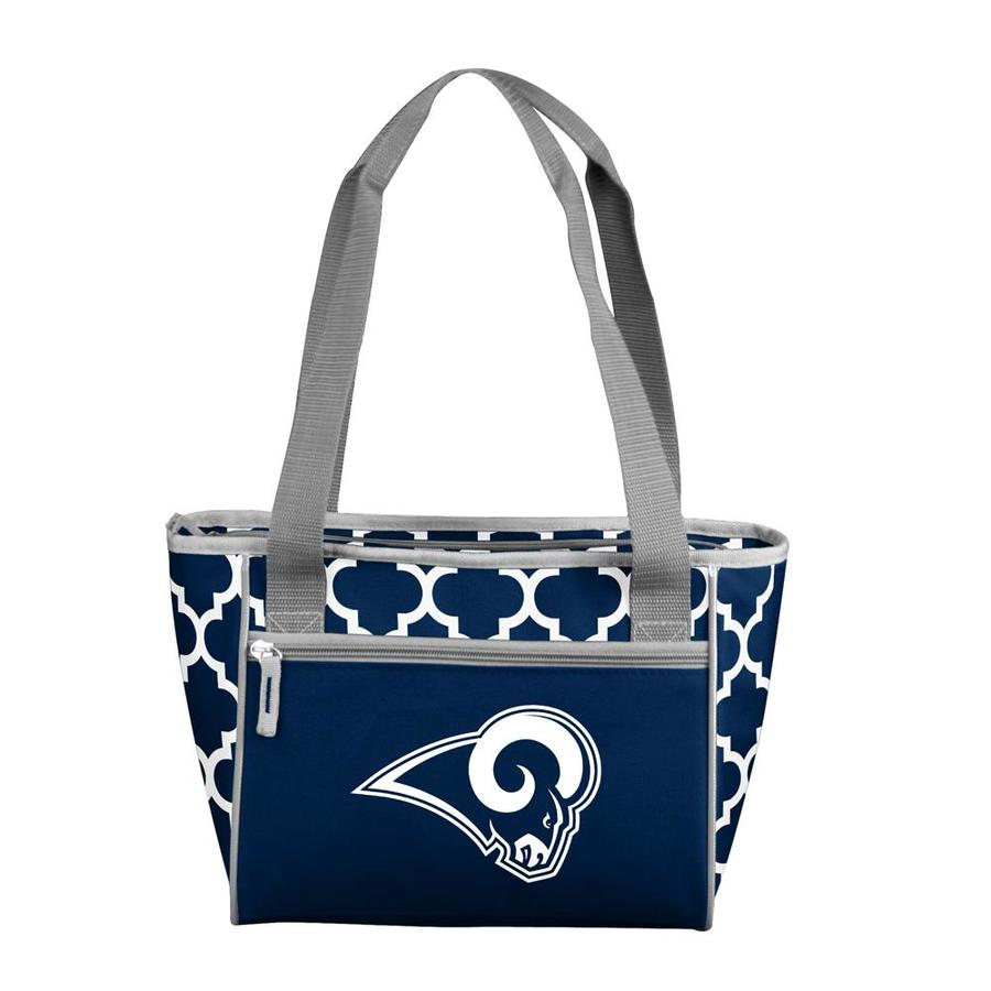 20991ee2 Logo Brands L.A. Rams 16 Can Cooler Tote at Lowes.com