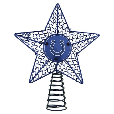 The Memory Company Indianapolis Colts 13 In Star Team