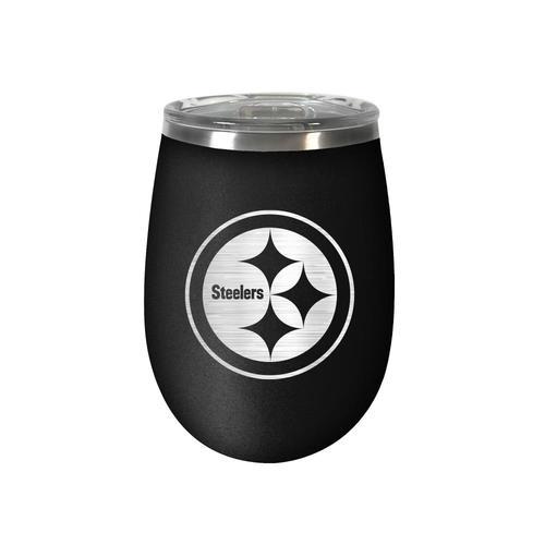 Great American Pittsburgh Steelers Stainless Steel Wine