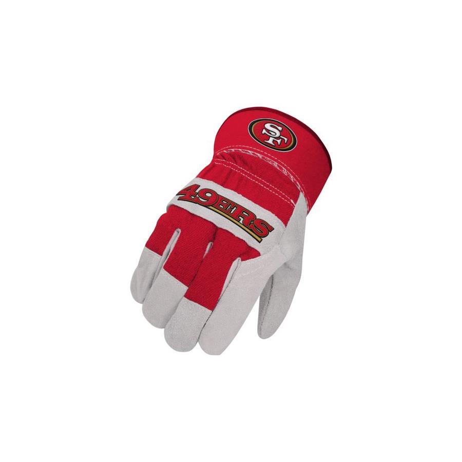 San Francisco 49ers  Sport Utility Work Gloves