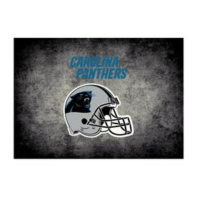 save off 3d8d5 9d05f Carolina Panthers Rugs at Lowes.com