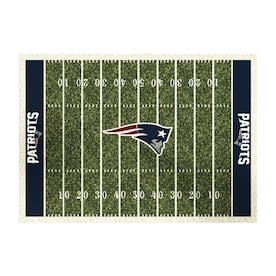 New England Patriots Rugs At Lowes Com