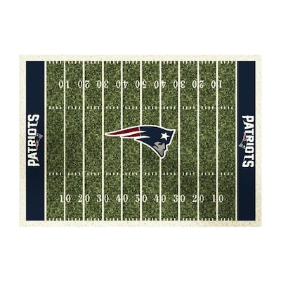 Imperial International New England Patriots Home Field Rug