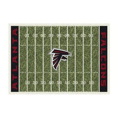 sports shoes 12a1c ec8a4 Imperial International Atlanta Falcons Home Field Rug Team ...