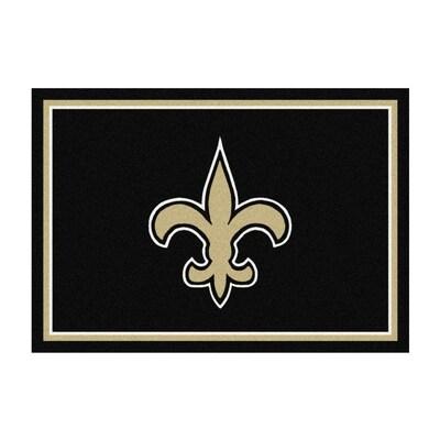 Imperial International New Orleans Saints Spirit Rug Team