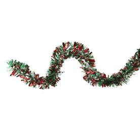 Christmas wreath thin. Artificial garland at lowes