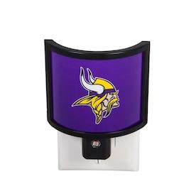 Minnesota Vikings Night Lights at Lowes com