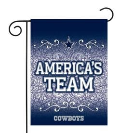 NFL Garden Flag Decorative Banners & Flags at Lowes com