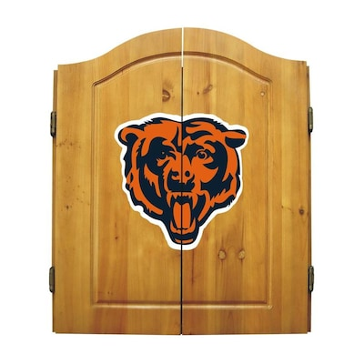 outlet store 90191 3ed70 Imperial International Chicago Bears Dart Cabinet at Lowes.com