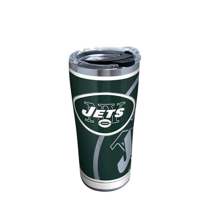 Tervis New York Jets NFL 20-fl oz Stainless Steel Tumbler ...