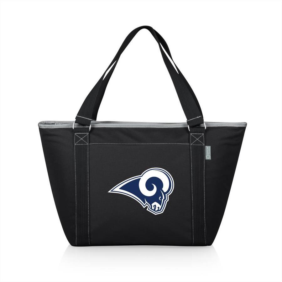 2b91c027b400 Picnic Time Topanga Cooler Tote Bag- Los Angeles Rams (Black) at ...