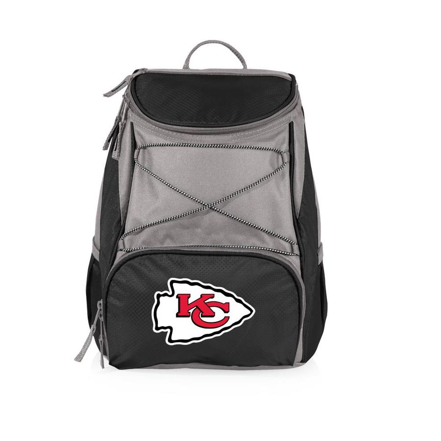 Picnic Time Kansas City Chiefs Insulated Backpack Cooler In The Portable Coolers Department At Lowes Com