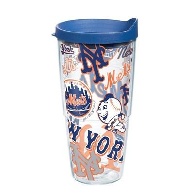 . Tervis New York Mets MLB 24 fl oz Plastic Travel Mug at Lowes com