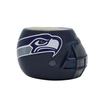 Sporticulture Seattle Seahawks Ceramic Football Helmet