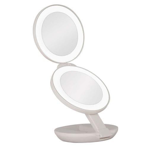 Zadro Next Generation Led Lighted Off White Plastic